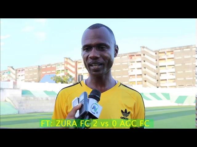 MECHI YA MPIRA WA MIGUU- TIMU YA ZURA ZURAFC 2 VS  0 TIMU YA MWANASHERIA MKUU (AGC FC)