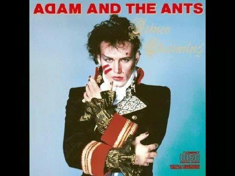 Adam Ant - Mowhok and SEX