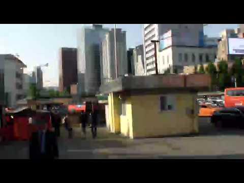 남대문시장, 숭례문, 서울역 Namdaemun Market, Sungnyemun, Seoul Train St