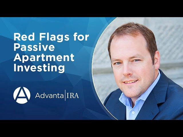 Red Flags for Passive Apartment Investing