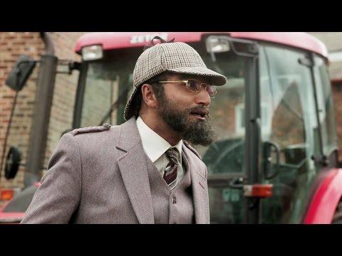 Scottish man-dress - Citizen Khan: Series 3 Episode 4 preview - BBC One