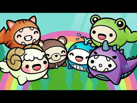 Happy Hop: Kawaii Jump - iOS/Android - Official Teaser Trailer