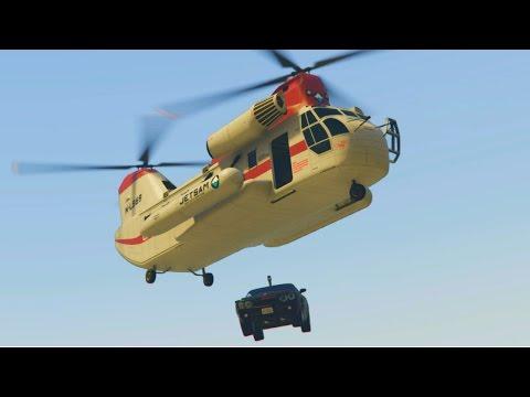 GTA 5 Online - STEALING PEOPLE'S CARS! (GTA V Online)