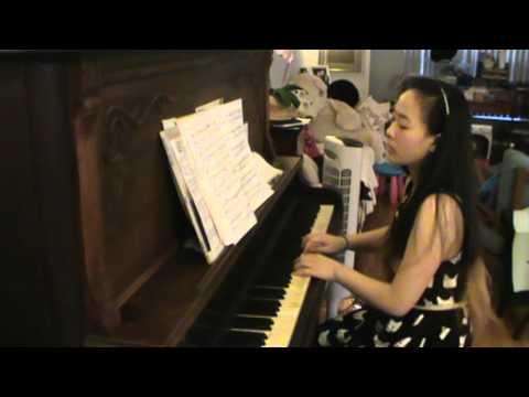 Isabelle Peng - Beethoven Sonata In C Minor Op.13 Movement 3