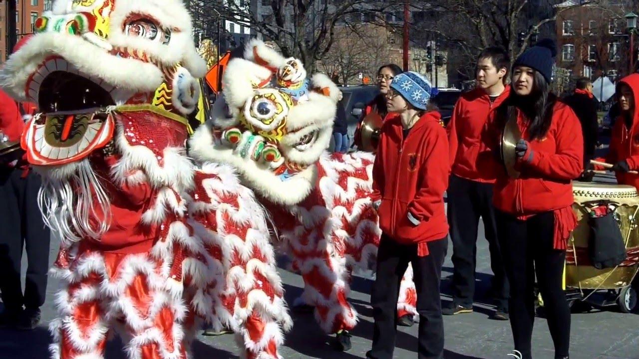 the chinese new year parade 2016 washington dc 2142016 youtube - Chinese New Year Dc