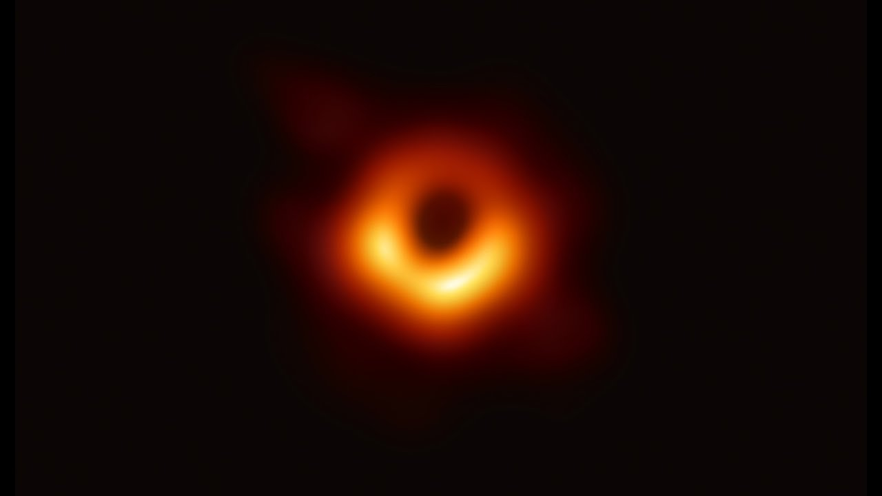 Breakthrough discovery in astronomy: first ever image of a black hole