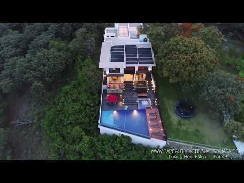 Espectacular Mansion de 45 Millones en El Palomar Zapopan