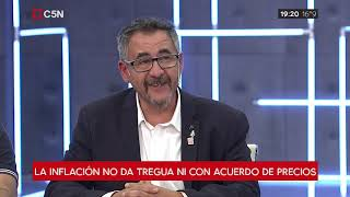 """Debate Económico en """"Minuto a Minuto"""" (21/04/2019)"""