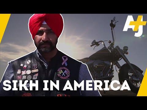 Meet The Badass Sikh Riders Of America