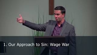 Fighting For One Another (Relationships in the Church Series: 2) Pastor Brad Stolman - Matt 18:7-14