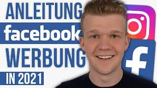 Facebook Ads Anleitung 2021 | So erstellt man erfolgreiche Facebook/Instagram Anzeigen 💸 screenshot 2
