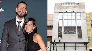 10 Surprising Real Houses of Former WWE Wrestlers - CM Punk, James Ellsworth, Enzo Amore & more
