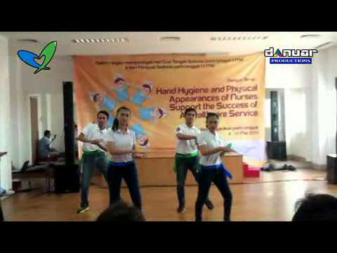 Hand hygiene dance mayapada hospital jaksel Mp3