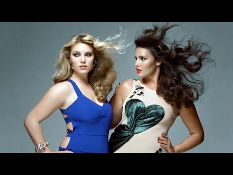 Топ 10 самых сексуальных моделей размера плюс сайз|НИФ