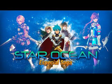 [ESPECIAL] SAGA STAR OCEAN - Análisis / Review en Español: Un viaje espacial inolvidable