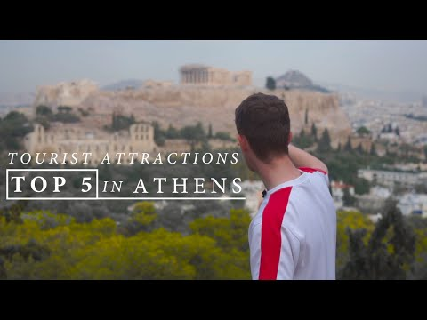The TOP 5 MUST SEE PLACES in ATHENS | Greece Travel Guide