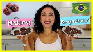 Φτιάχνω το πιο ΔΙΑΣΗΜΟ βραζιλιάνικο γλυκό | Μόνο με 3 ΥΛΙΚΑ || Dodo