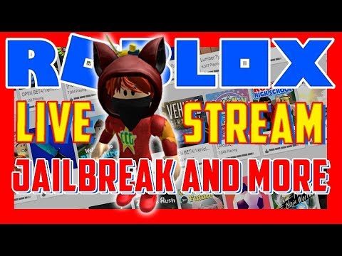 Roblox Live Stream Jailbreak And Random Games Youtube - roblox tower battles towers tier list community rank