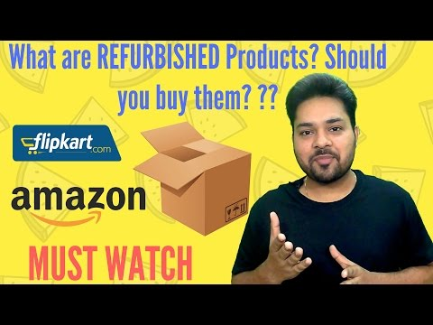 What are Refurbished Products? Should you buy them? | Explained in Detail [Hindi/हिन्दी]