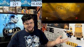???? Gold - Hindi Trailer Reaction Review! | Akshay Kumar | Mouni | Kunal | Amit | Vineet | Sunny