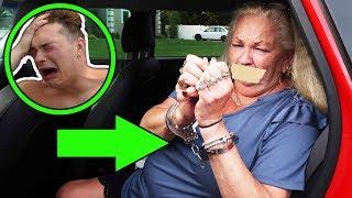 Kidnapping Lance Stewart's Grandma