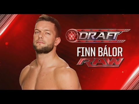 Image result for finn balor wwe draft