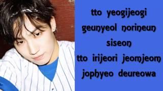 Got7 (갓 세븐) - mine [3rd mini album just right] lyrics color coded