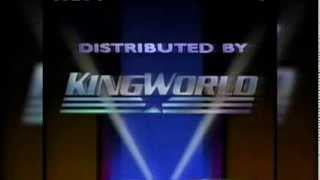 Kingworld Productions/Harpo Productions logos (1992)