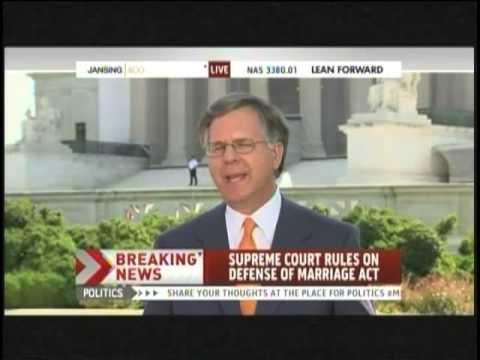 SCOTUS Strikes Down Defense Of Marriage Act