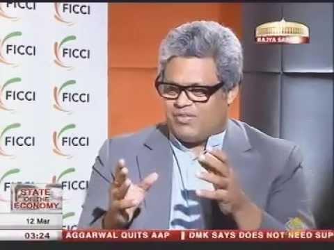 Sidharth Birla in conversation with RSTV