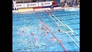 Водное поло. Чемпионат Европы среди женщин 2006. Финал. Россия -  Италия