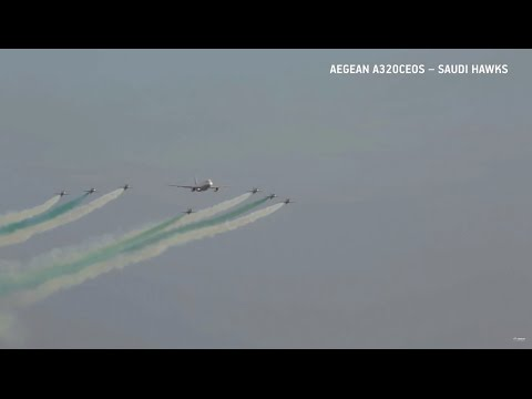 Aegean & Olympic Air @ Athens Flying Week 2015 - English Version