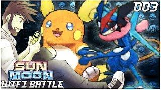 SKY CALM DOWN! | Pokemon Sun & Moon Live Wifi Battle w/ ShadyPenguinn [003]