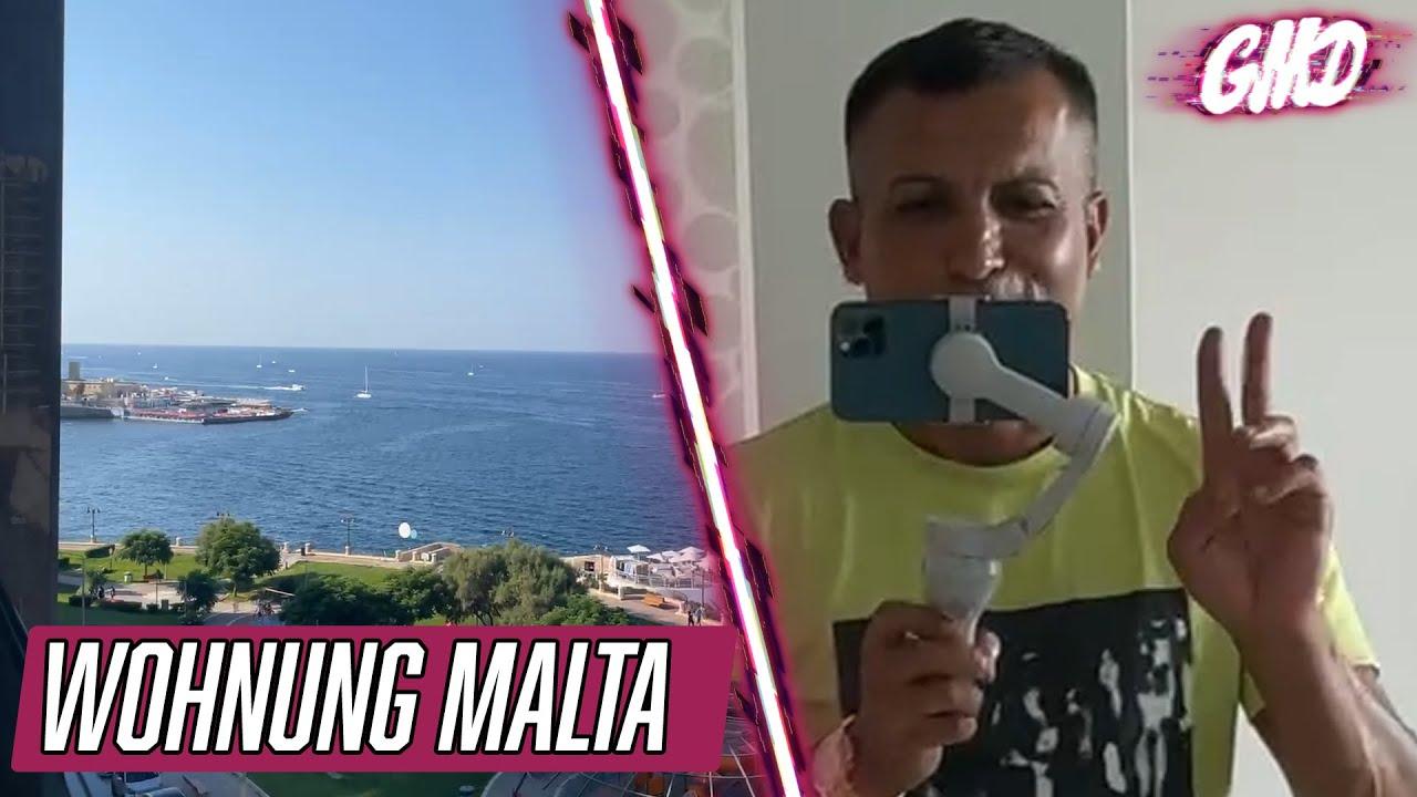 Memo zeigt Wohnung auf Malta │ GuckMalDa