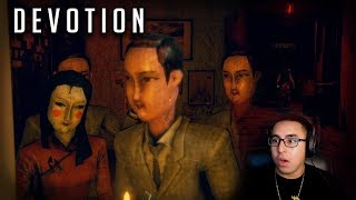 They're Coming For Ya! Taiwanese Horror Game - Devotion