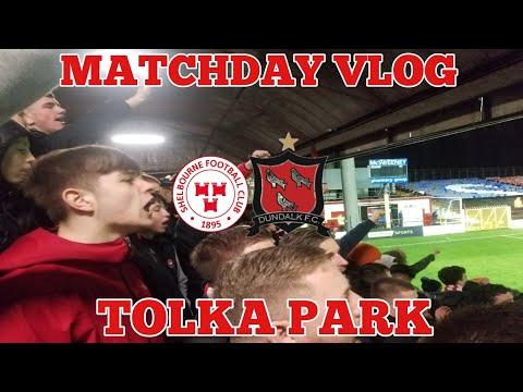 Matchday - Shelbourne V Dundalk - Tolka Park
