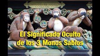 El Significado Oculto de los Tres Monos Sabios