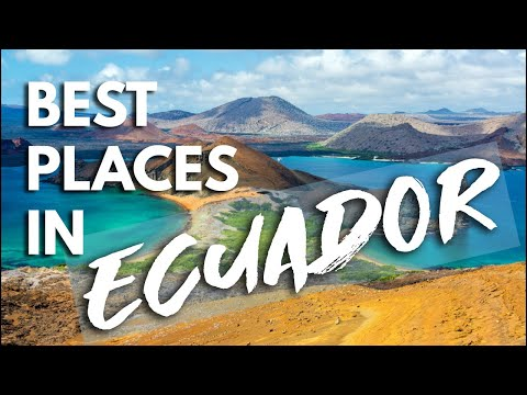 10 Best Travel Destinations in Ecuador