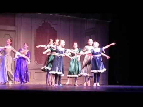 Cinderella dress rehearsal, NBT, June 1, 2013