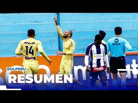 Alianza Lima Cajamarca Goals And Highlights
