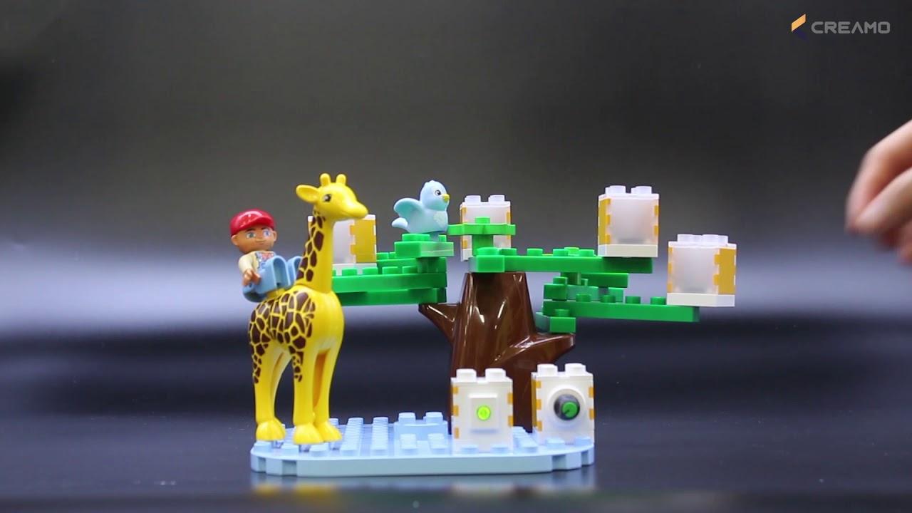 CREAMO SMART BLOCK_Safari world