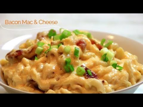 Bacon Mac And Cheese - The Ultimate Comfort Food