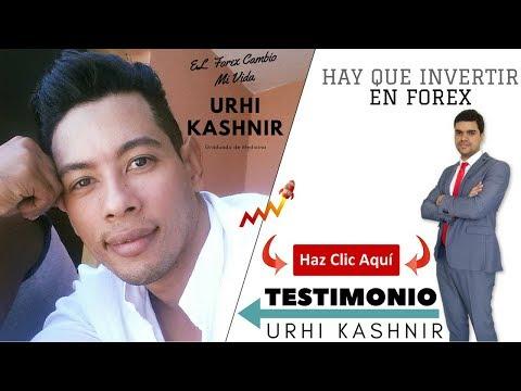 🏠 Forex(mercado de divisas) Una Oportunidad Para Invertir Desde Casa - Testimonio De Urhi Kashnir from YouTube · Duration:  13 minutes 49 seconds