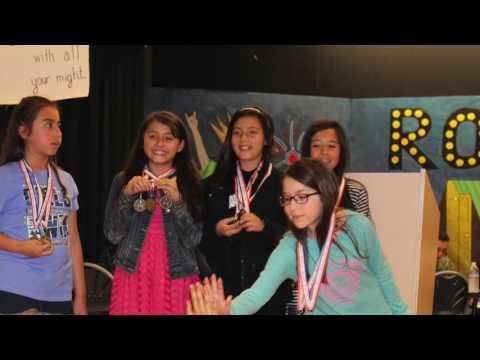Mendoza Elementary Science Fair 2017 - South Bay Union School District