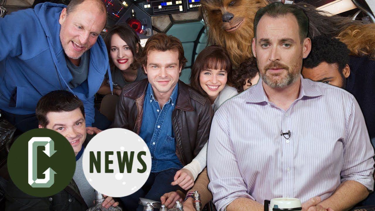 Star Wars: Young Han Solo Movie Fires Directors Lord & Miller – Collider News