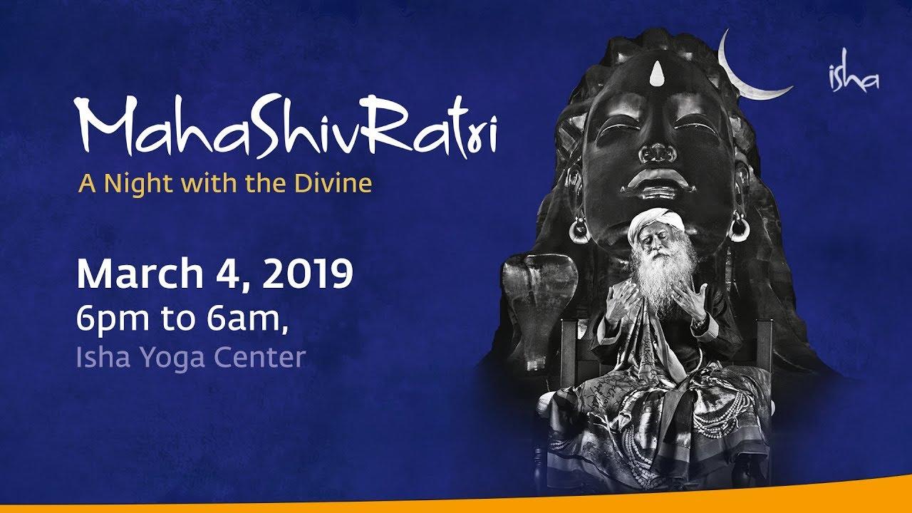 MahaShivRatri 2019 | 4th Mar 2019 – Celebrate MahaShivRatri with