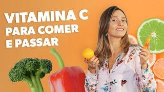 3 Benefícios da Vitamina C para o Rosto
