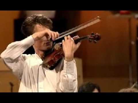 Lorenzo Gatto | Paganini Violin Concerto # 1 | 1st Mvt | Queen Elisabeth Violin Comp | 2 of 3 | 2009