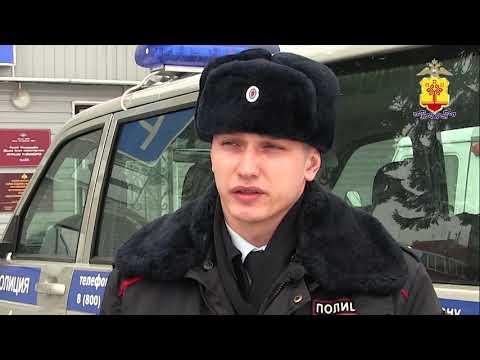 Два года лишения свободы за наезд на участкового #МВДЧувашии