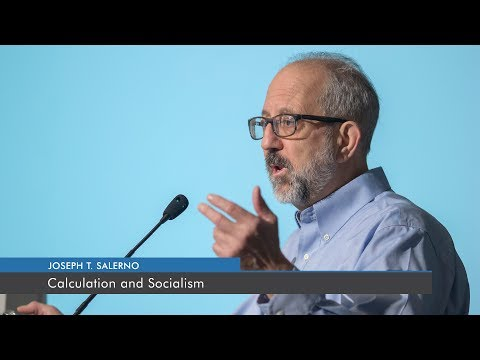 Calculation and Socialism | Joseph T. Salerno